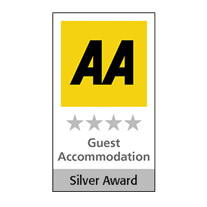 AA Guest Accommodation Silver Award